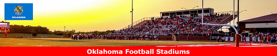 Oklahoma Football Stadium Database
