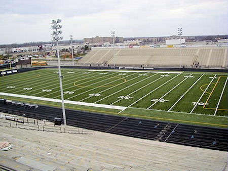 Robert C. Boulton Stadium picture