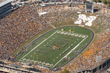 Memorial Stadium - Faurot Field