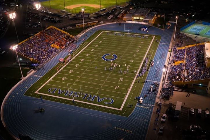 Ralph Bowyer Cavemen Stadium