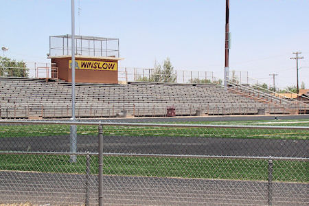 Winslow High School Football Field