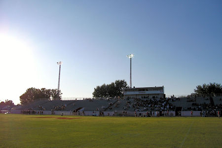 DuPont Manual Memorial Stadium