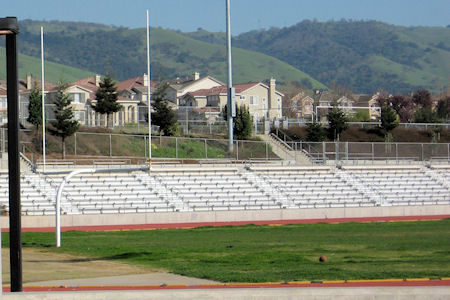 Evergreen Valley High School Football Field