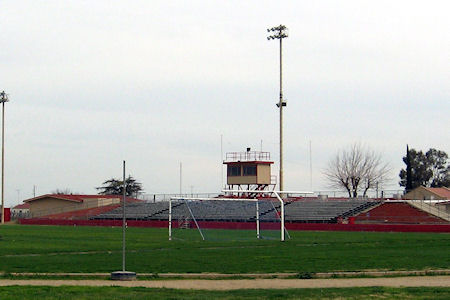 Gustine High School Field