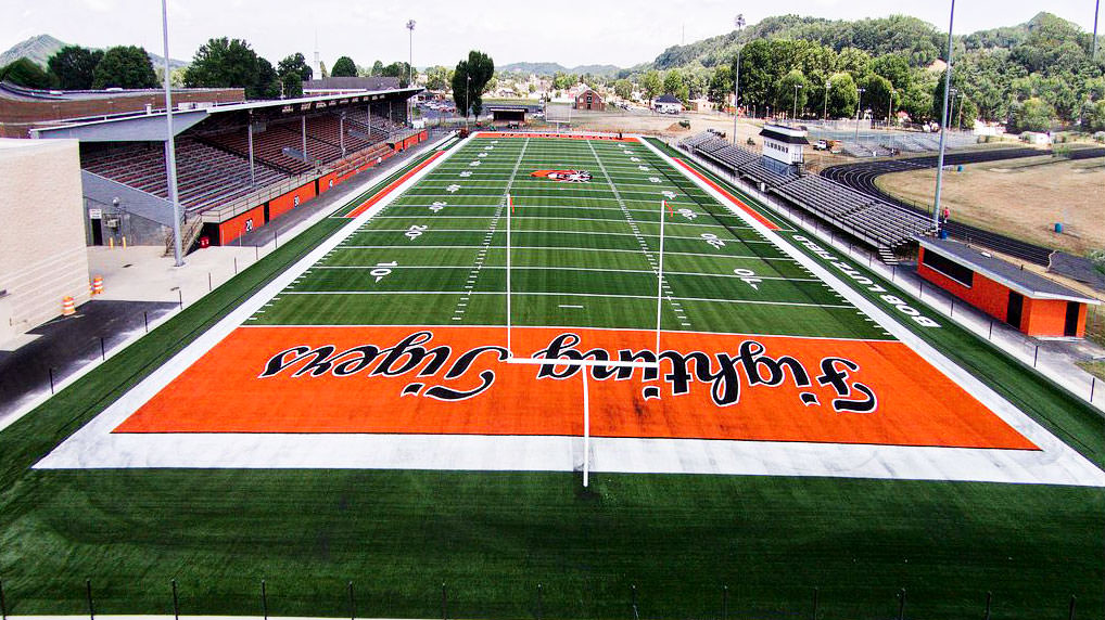 Ironton Tanks Memorial Stadium