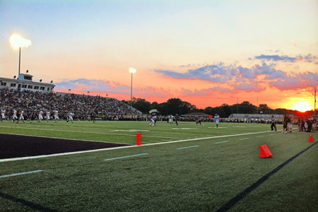 Robert Fife Stadium picture