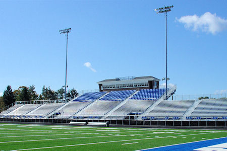 Poland Seminary High School Stadium picture