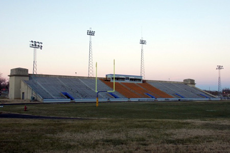 Haskell Memorial Stadium picture
