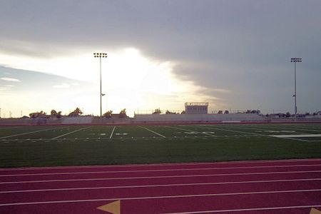 Kiowa County High School Stadium