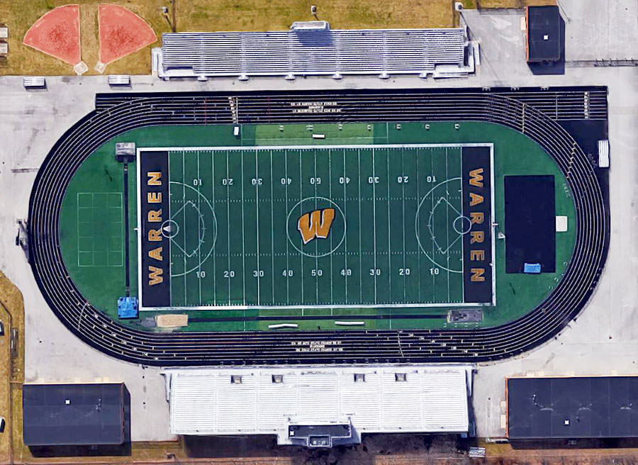 Warren Central High School Stadium