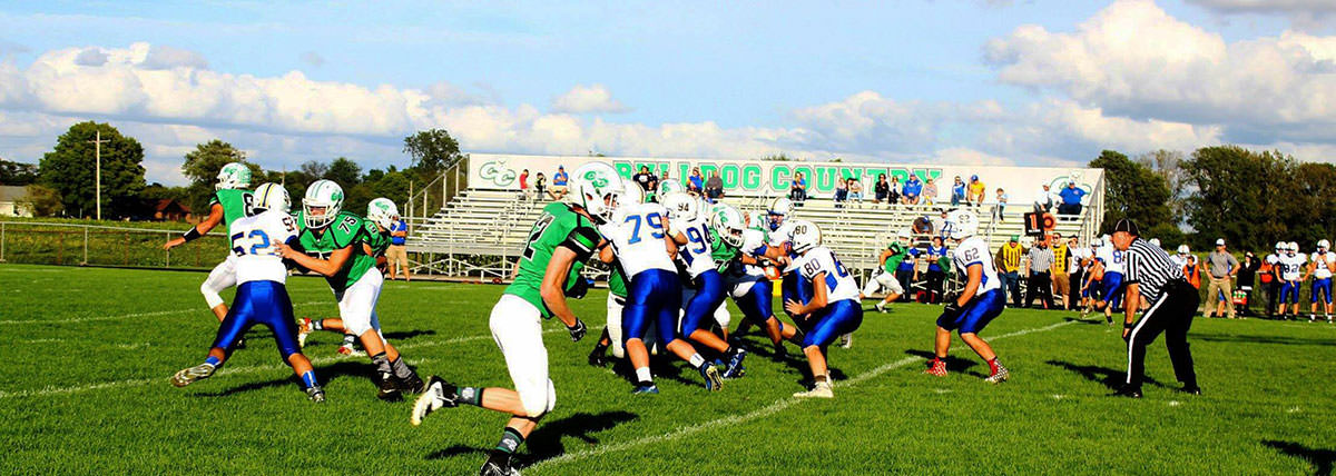 Clinton County Bulldogs Field