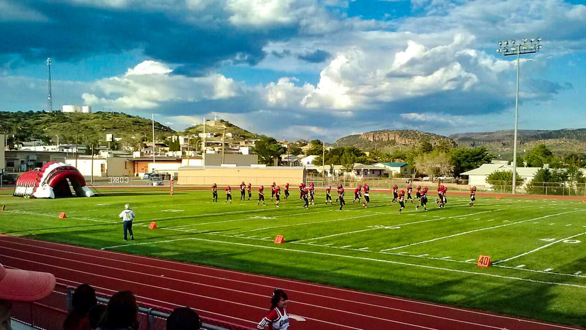 Cobre Indian Stadium