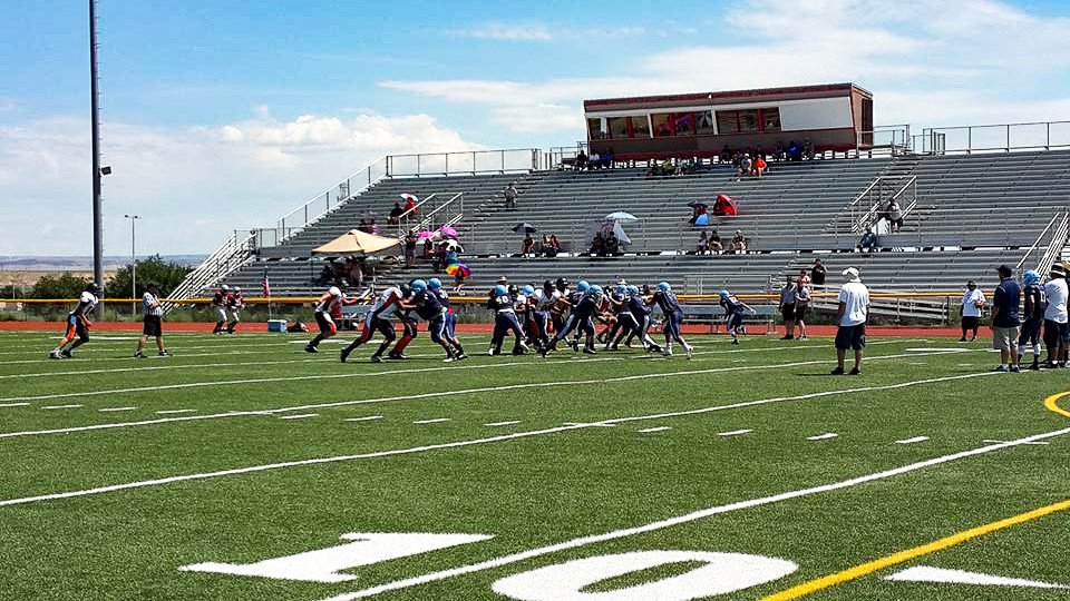 Shiprock Chieftain Stadium