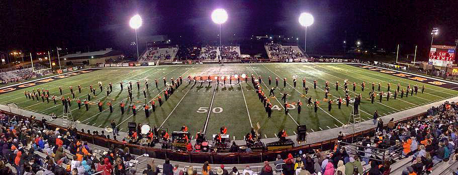 Coweta High School Tiger Stadium