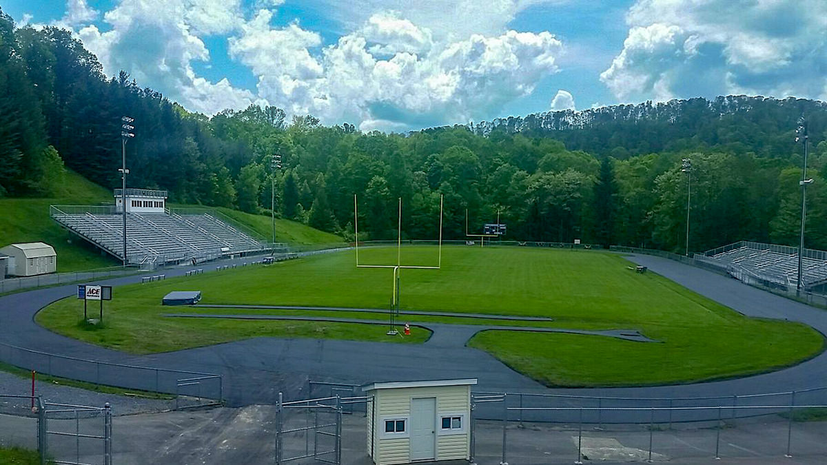 Greenbrier West Cavalier Stadium