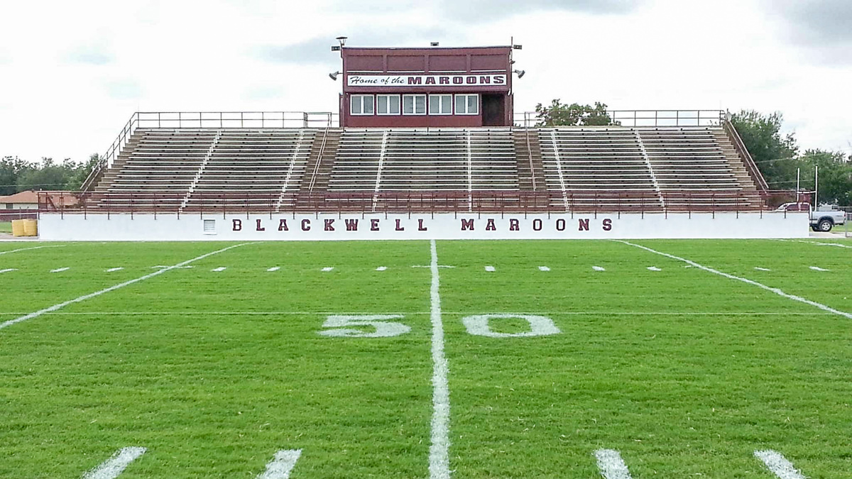 Blackwell Maroons Stadium