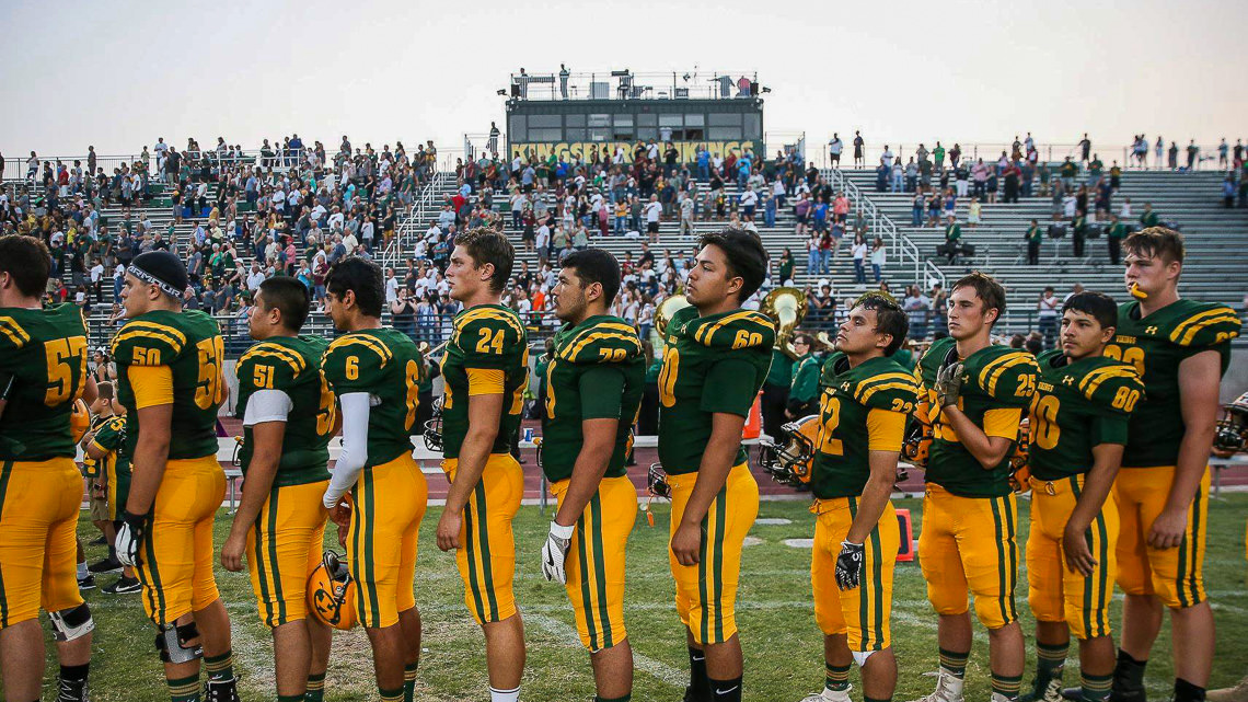 Kingsburg Football Stadium