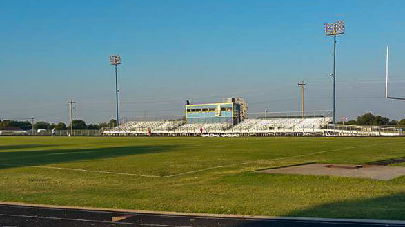 Newkirk Tigers Stadiums