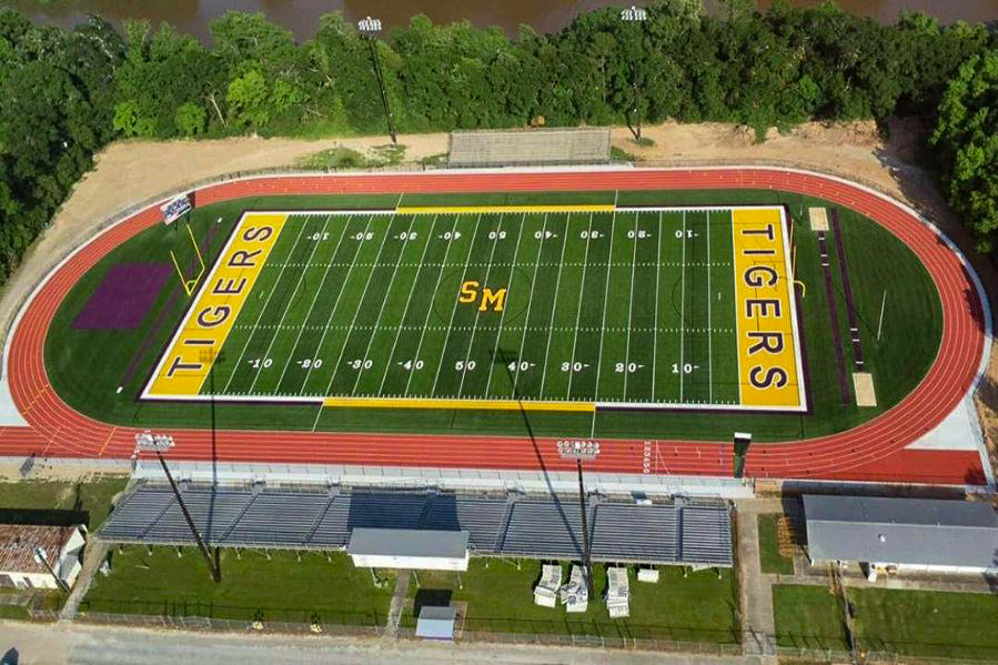 St Martinsville Tiger Stadium