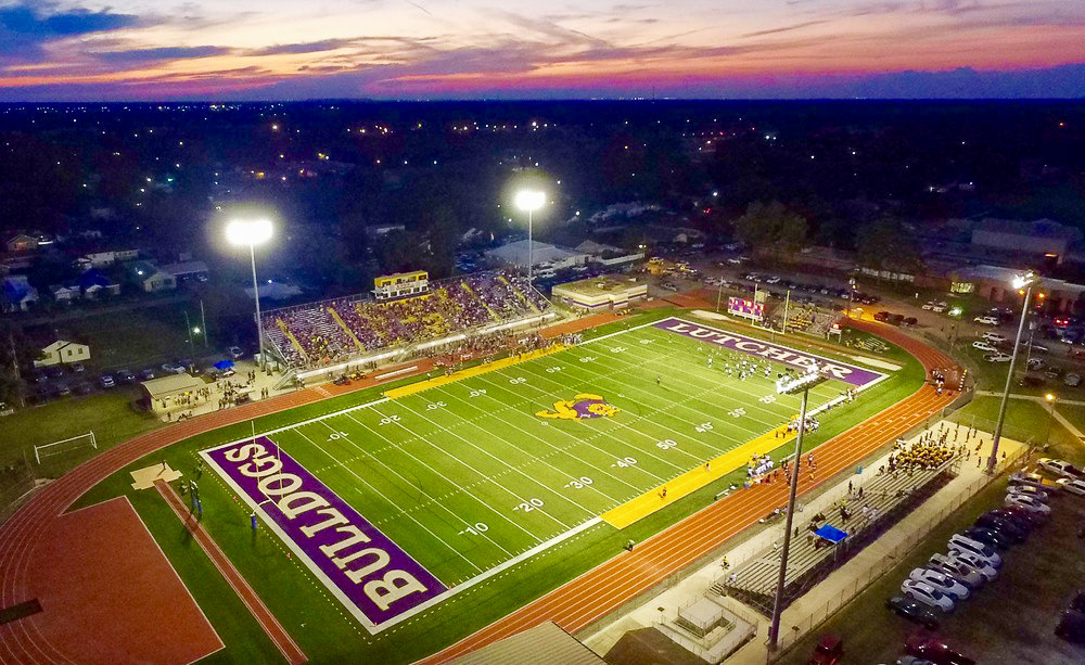 Lutcher Bulldogs Stadium