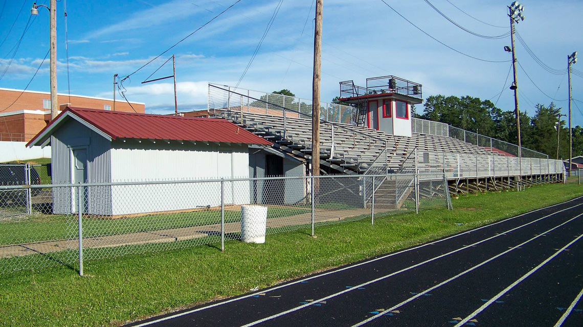 Plain Dealing Stadium