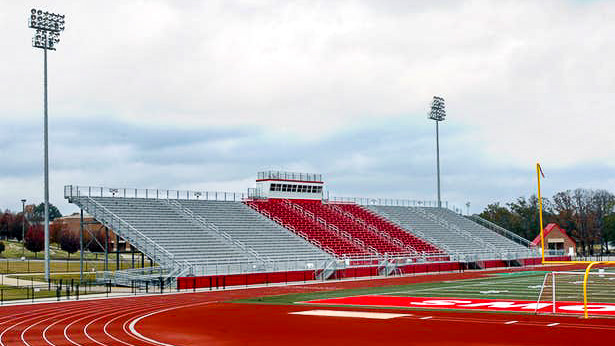 Clinton Arrow Stadium