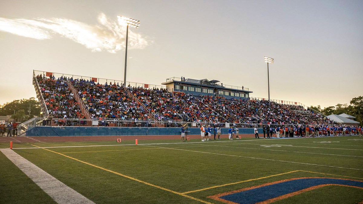 Theodore A Wright Stadium