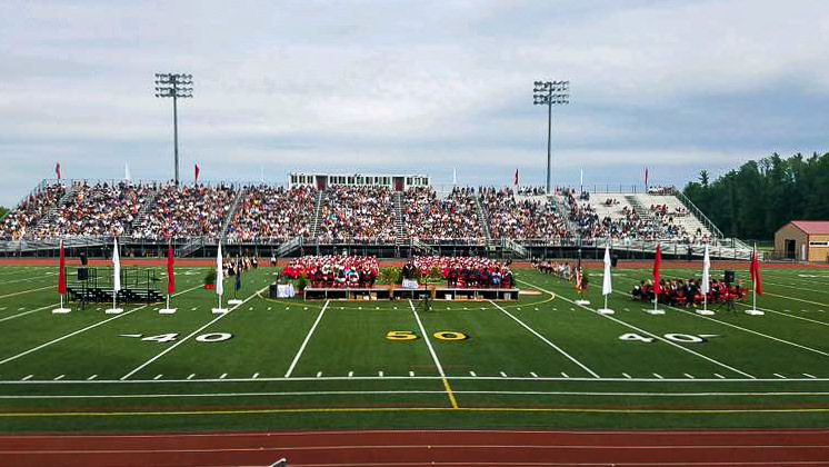 Pocono Mountain East Stadium